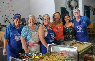 Massas Rotary Alvorada e Integrar 1